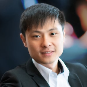 Jen-Yu Huang, Founder, Lypid