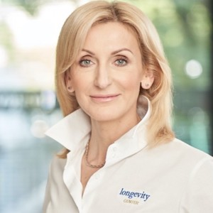 Joanna Bensz, Founder and CEO, Longevity Center