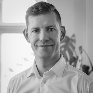 Jonas Hjortshøj, CCO, Liva Healthcare