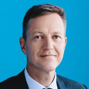 Jürg Eckhardt, SVP and Head of Leaps by Bayer, Bayer