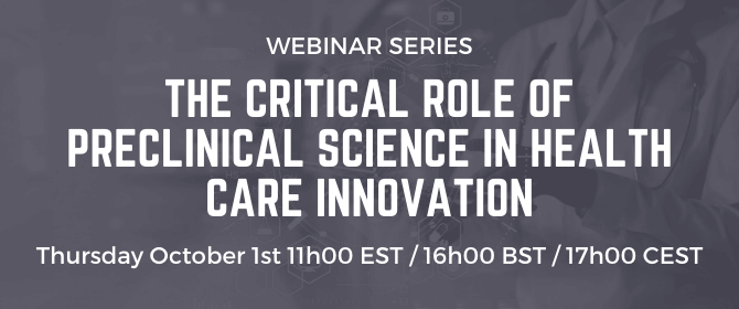 The Critical Role of Preclinical Science in Health Care Innovation