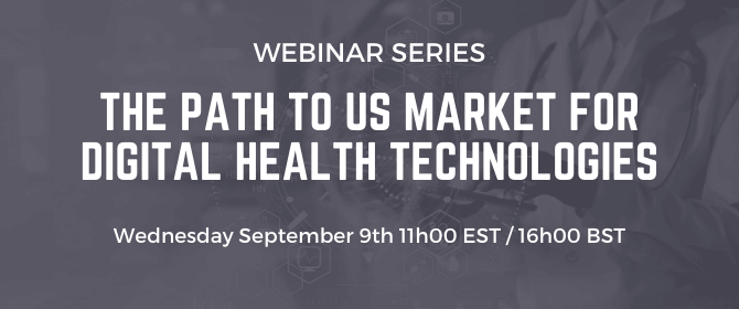 The Path to US Market for Digital Health Technologies
