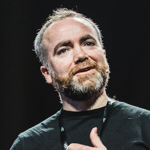 Michael Geer, Co-Founder & CSO, Humanity