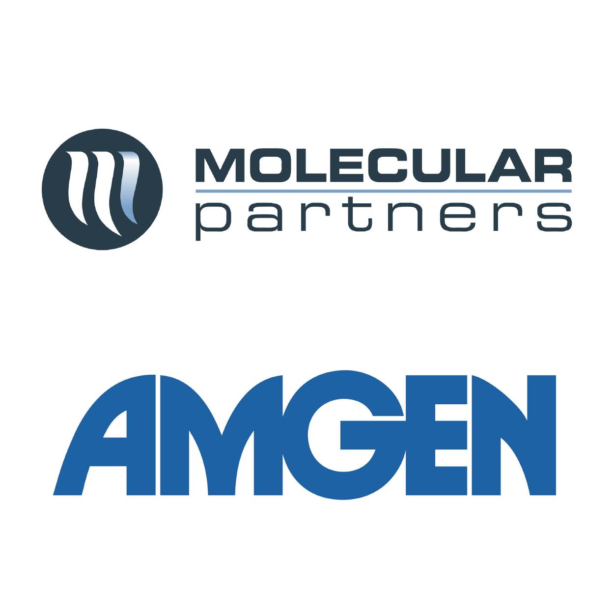 Molecular Partners and Amgen