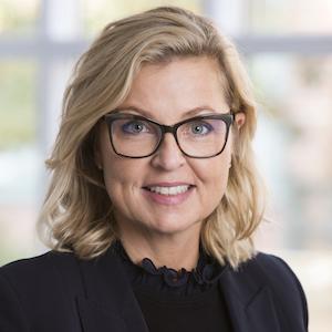 Nina Holst, EVP Strategic Resourcing Solutions, TFS Health Science