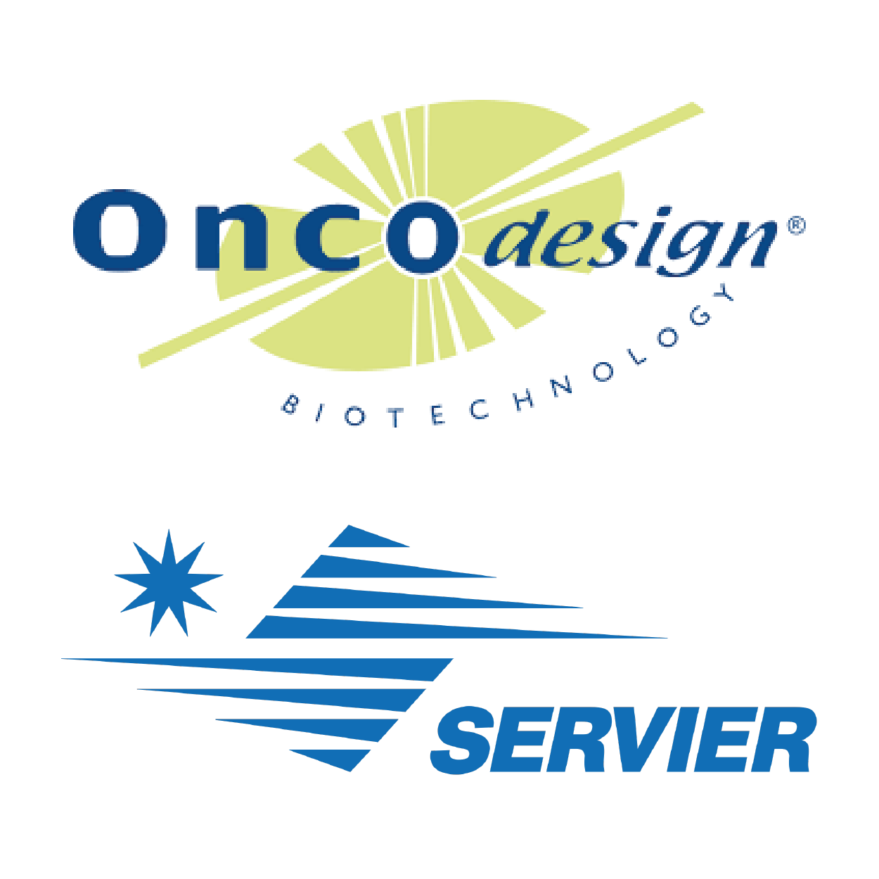 Oncodesign and Servier