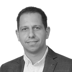 Petros Farah, VP, Vickers Venture Partners