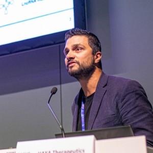 Samir Ounzain, CEO and Scientific Co-Founder, HAYA Therapeutics