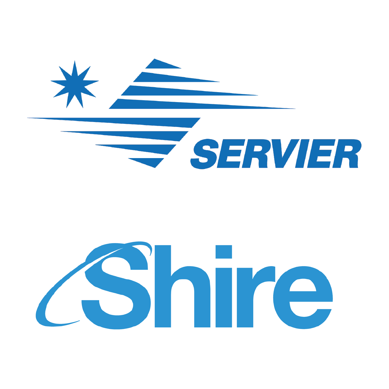 Servier and Shire Oncology Business Unit