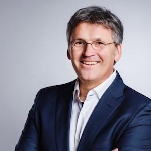 Stephen Wildhirt, CEO, AdjuCor