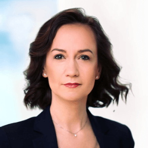 Susanna Obad, Global Business Development Director, Roche Partnering