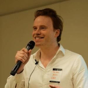 Tim Antos, CEO, Kokoon