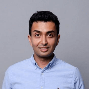 Vijay Barathan, Senior Principal, Optum Ventures