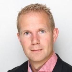 Viktor Siewertz, CFO, IRLAB