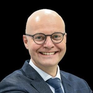 Wilfred Van Zuilen, President EMEA, Zimmer Biomet